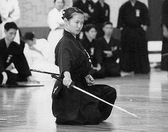 Iaido, Zen en movimiento.