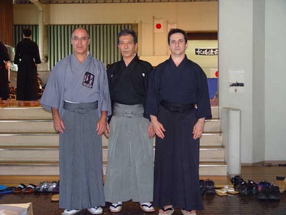 Curso Internacional de Iaido
