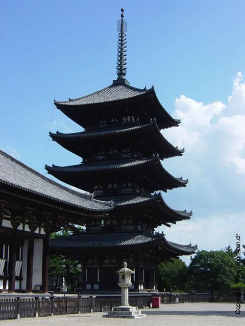 Las pagodas