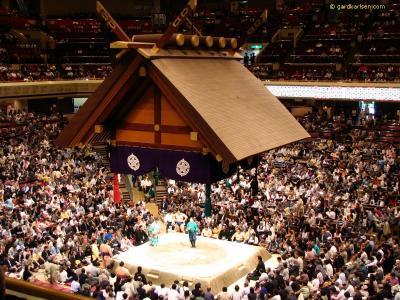 La cancha del sumo