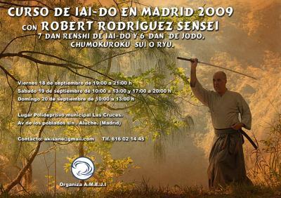 Curso 2009-10 Iaido