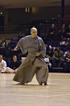 Curso Iaido en Asturias